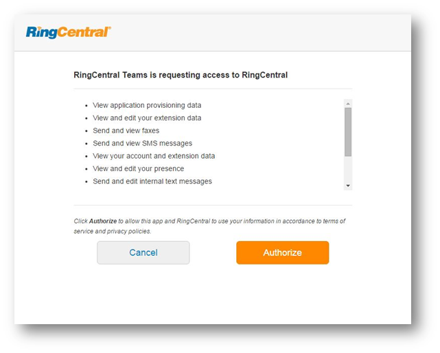 OAuth 2 0 Authentication & Authorization - Developing with RingCentral
